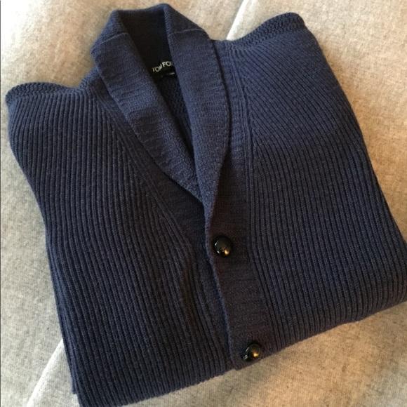 Tom Ford Sweaters Mcqueen Cardigan Poshmark